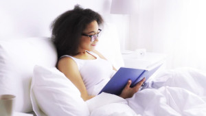 Reading In Bed_Comfort